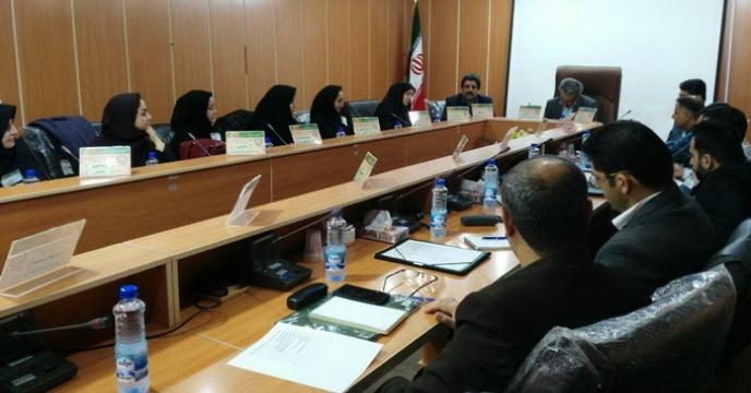 گردهمایی مسئولین امور اداری شرکت خدمات حمایتی کشاورزی سراسر کشور در استان لرستان