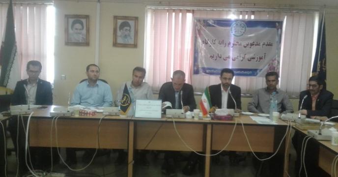 برگزاری کارگاه آموزشی آشنایی با قوانین  و مقررات مالیاتی در گلستان
