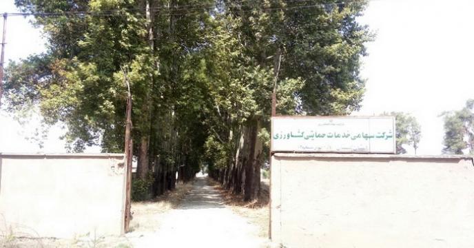 تامین آب شرب انبار نودیجه شرکت خدمات حمایتی کشاورزی استان گلستان پس از قریب30 سال
