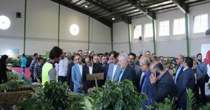 برگزاری جشنواره گل و گیاه محمودآباد استان مازندران