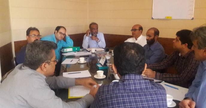 گزارش مصور جلسات ،کمیته های فنی بذر و کود استان هرمزگان