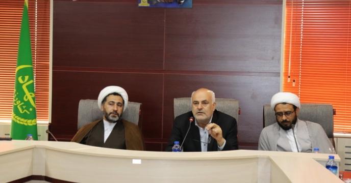 برگزاری جلسه ی شورای هماهنگی و برنامه ریزی در استان سمنان