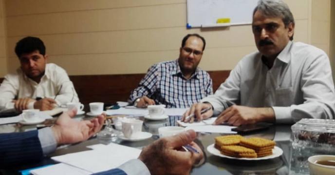گزارش کمیته فنی کود شرکت خدمات حمایتی کشاورزی استان هرمزگان