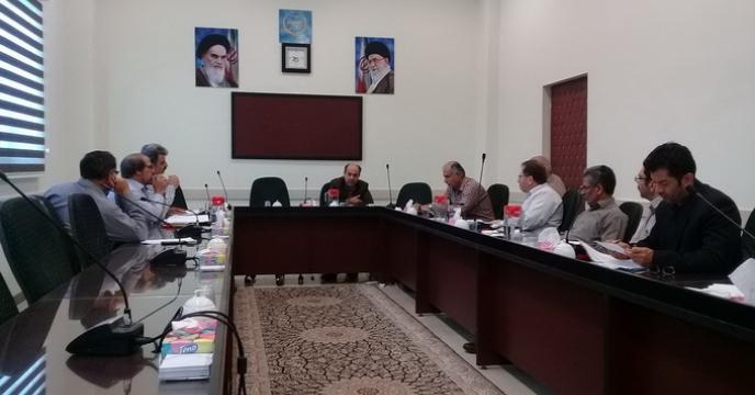 جلسه تأمین و نحوه توزیع کود شیمیائی جهت کشت های پائیزه استان همدان برگزار شد .