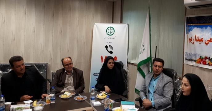همایش آموزشی یک روزه با موضوع مالیات و بیمه تامین اجتماعی در استان قم