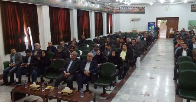 همایش معرفی و ترویج محصولات شرکت خدمات استان مازندران