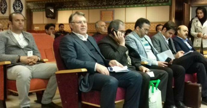 همایش آموزشی ترویجی و معرفی سبد کودی در شرکت خدمات حمایتی کشاورزی استان کرمانشاه