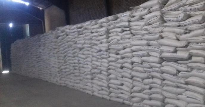 حمل و توزیع بیست هزار تن انواع کود شیمیایی از ابتدای سال جاری تاکنون