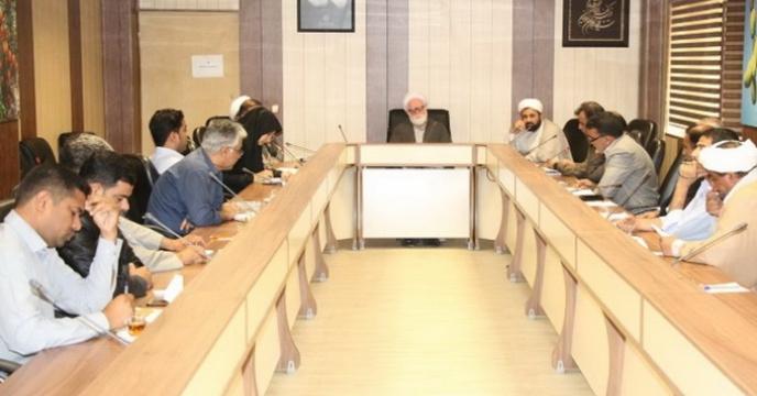 گزارش جلسه کمیته برنامه ریزی دهه مبارک فجر