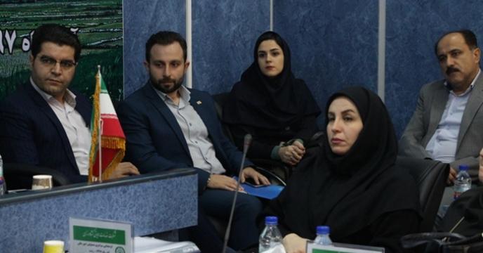حضور نمایندگان سامانه تدارکات الکترونیک دولت ( ستاد ) در دوره آموزشی مسئولین مالی