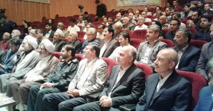 برگزاری مراسم بزرگداشت سالروز تشکیل جهاد سازندگی به فرمان حضرت امام خمینی (ره ) در استان گلستان
