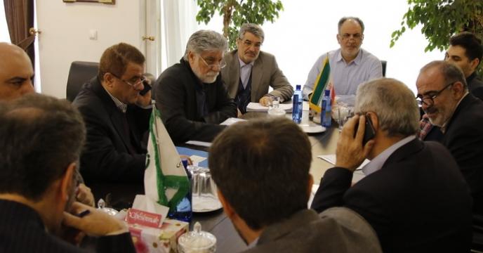 برگزاری هشتمین جلسه کمیته ی تامین و توزیع کودهای کشاورزی