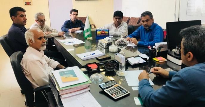 گزارش جلسه بررسی و ارزیابی عملکرد گروه پایش و نظارت استان بر امر توزیع کود با ارز رسمی