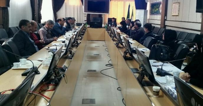 بررسی دلایل عدم فروش بذور اصلاح شده بخش خصوصی در جلسه کمیته فنی بذر استان خراسان شمالی