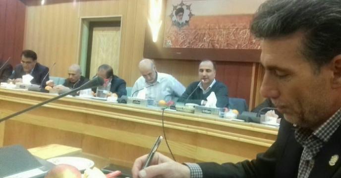 جلسه هم اندیشی کمک به آسیب زدگان سیل در استانهای لرستان و خوزستان