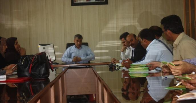 شورای هماهنگی بخش کشاورزی شهرستان بندرعباس