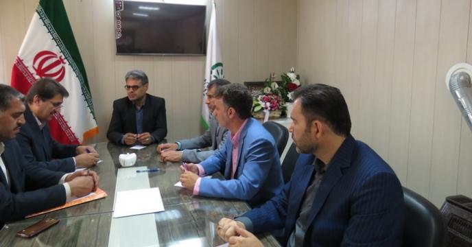 جلسه طرح  فروش وکالتی ماشین آلات در استان خراسان شمالی برگزار شد