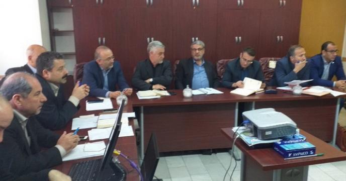 اولین جلسه کمیته فنی بذر در سازمان جهاد کشاورزی استان برگزار شد