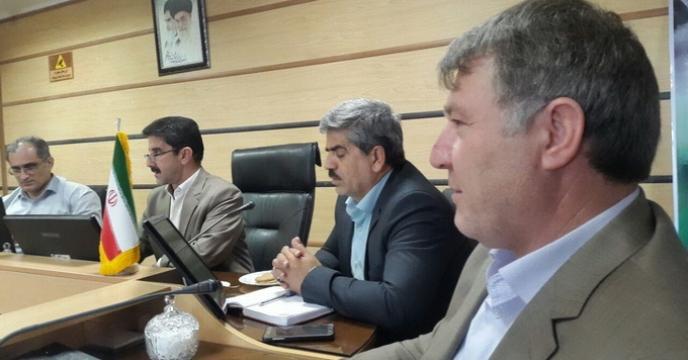 جلسه کمیته فنی بذر استان کرمانشاه