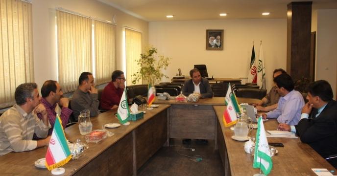 برگزاری جلسه کمیته منابع انسانی مجتمع شیمیایی آبیک