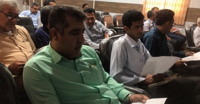 گزارش مصورجلسه کارگزاران در استان هرمزگان