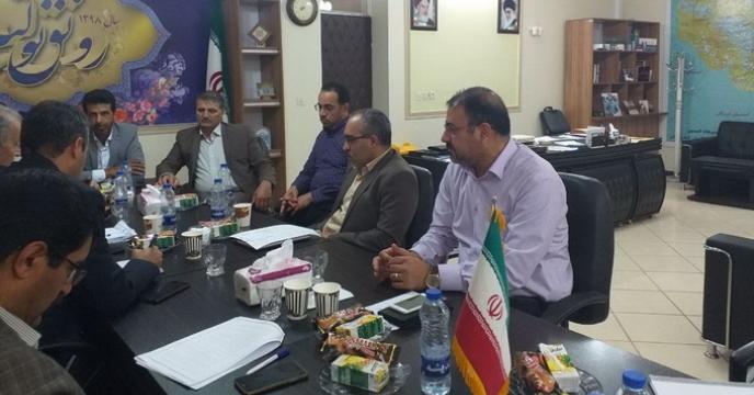 برگزاری جلسه پایش بازار کود در استان کرمان
