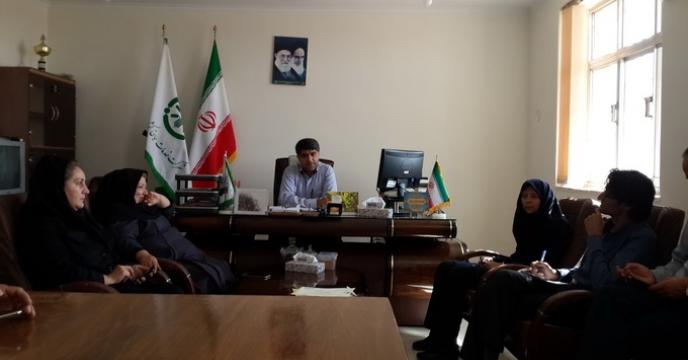جلسه ی مدیریت استان سمنان به مناسبت عیدغدیرخم با حضور همکاران استان