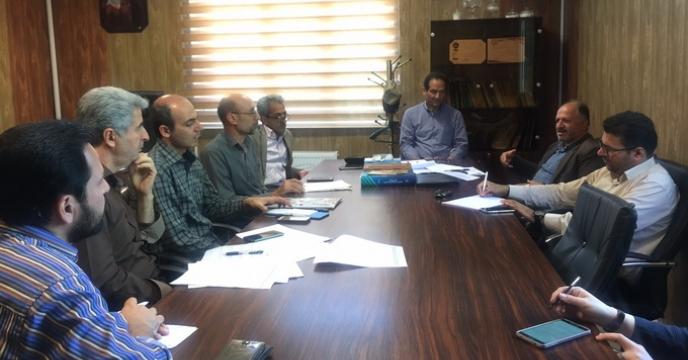 هماهنگی جذب سهمیه کودی در شهرستان شهریار