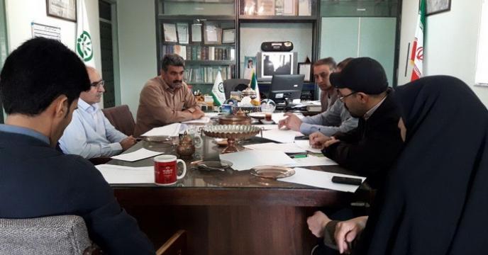 برگزاری جلسه شاخص های تکریم ارباب رجوع در استان کرمان