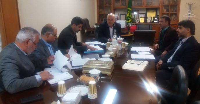 جلسه تامین کود شیمیایی در استان سمنان