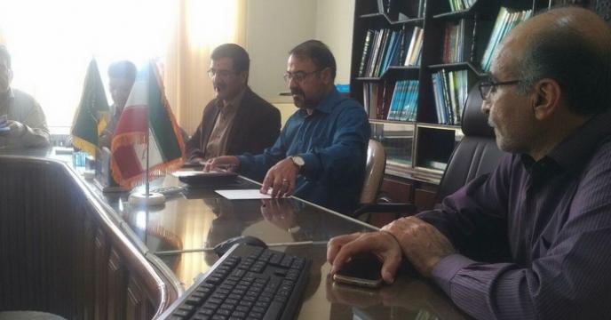 برگزاری جلسه پایش کود دراستان کرمان