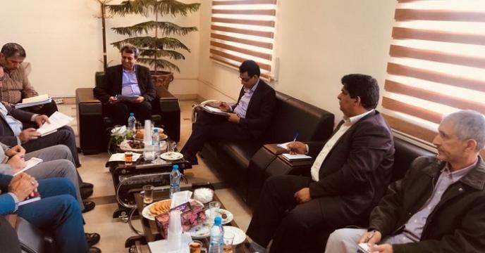 جلسه پایش، کنترل و نظارت بر نهاده های کشاورزی در استان سیستان و بلوچستان
