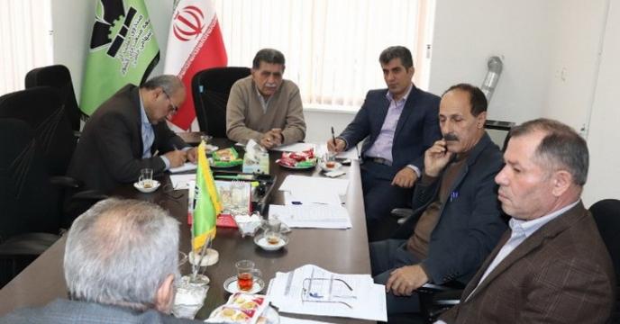 برگزاری جلسه یی پیرامون تامین کود مورد نیاز باغات چای استان گیلان