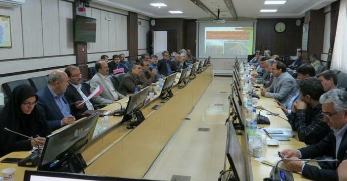 جلسه شورای هماهنگی سازمان جهاد کشاورزی خراسان شمالی
