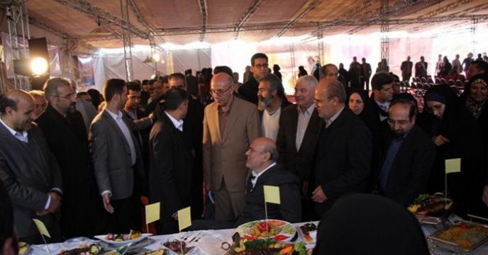 برگزاری جشنواره طبخ آبزیان در استان البرز