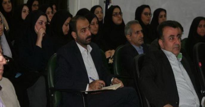 برگزاری کارگاه آموزشی تهدیدات سایبری در استان مازندران