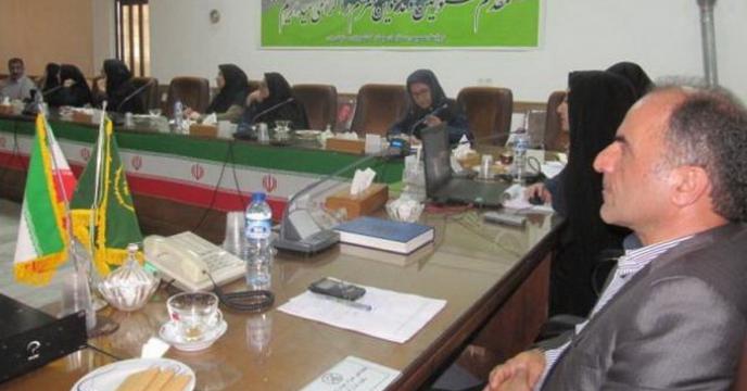 کارگاه آموزشی سامانه (سیتا) در استان مازندران