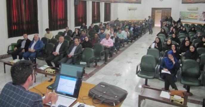 کارگاه آموزشی مدیریت هوشمند انرژی در بخش کشاورزی در  استان مازندران