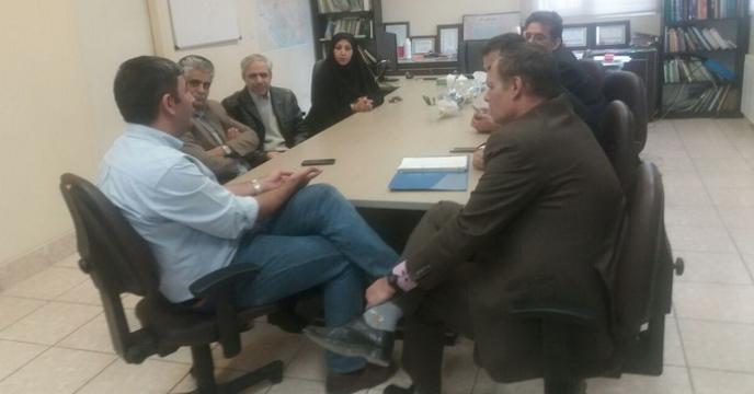 کارگروه نظارت و کنترل  بر مواد کودی در استان کرمان