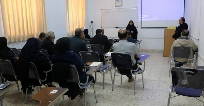 برگزاری دوره آموزشی تکنیک های روابط عمومی در استان خراسان شمالی