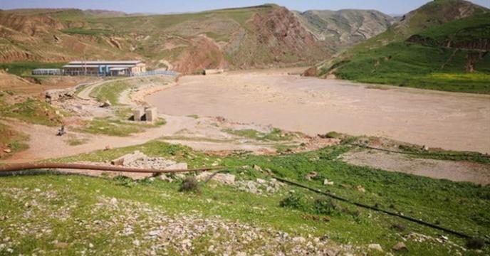 سیل خسارتی بیش از ۹۸۰ میلیارد ریال به بخش کشاورزی در استان ایلام وارد نموده است