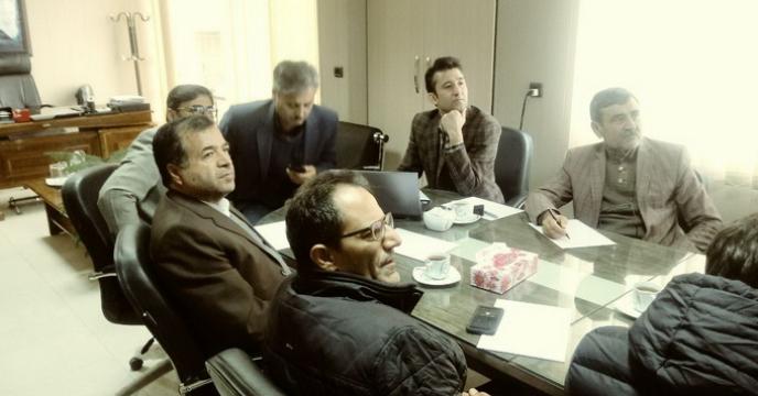 برگزاری جلسه آموزشی ویژه پیمانکاران حمل و نقل  استان