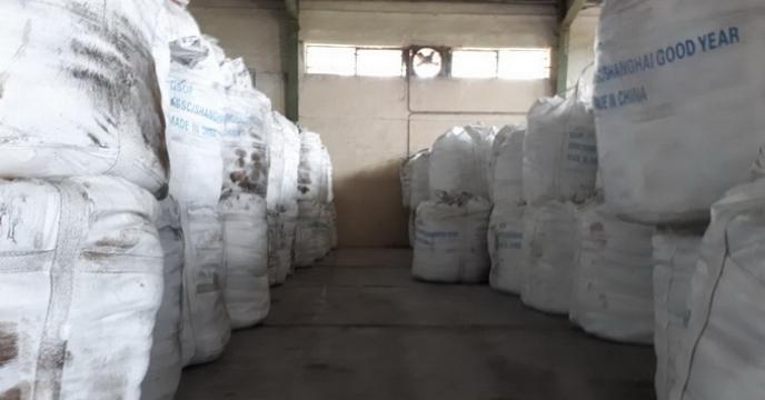 کیسه گیری 4250 تن انواع کود فله در استان مازندران