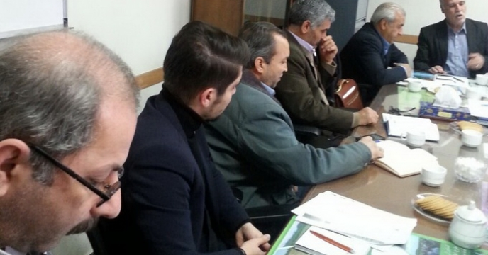 کمیته توزیع کود استان جلسه فوق العاده تشکیل داد