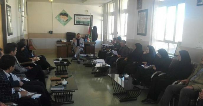 برگزاری کمیته تهیه و تامین نهاده های کشاورزی در استان اصفهان