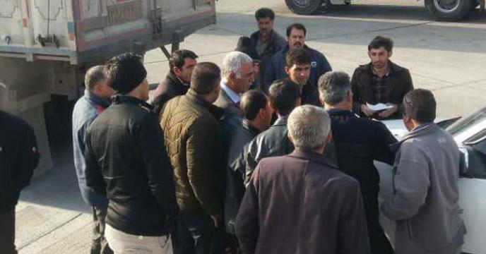 کنترل و نظارت بر بارگیری و حمل کود اوره استان فارس
