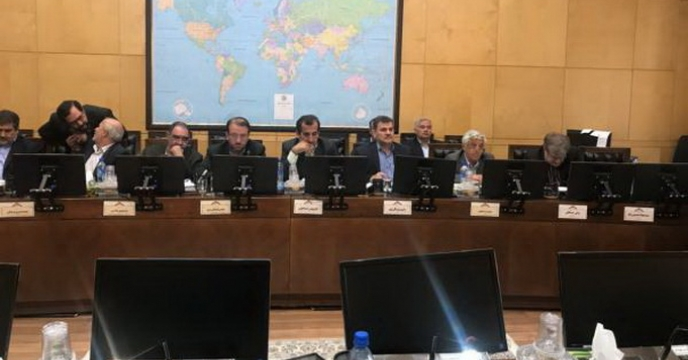 نشست مجمع نمایندگان مازندران با وزیر جهاد کشاورزی