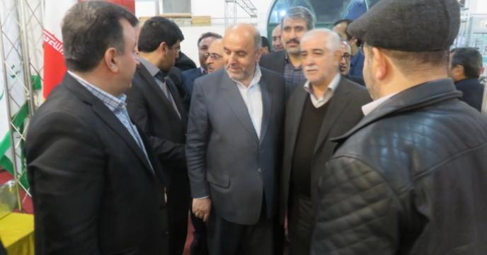 بازدید معاون استانداری ازفعالیت های مدیریت استان مازندران