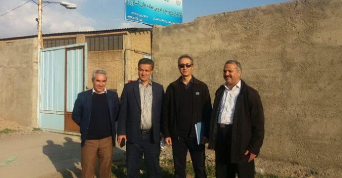 موجودی برداری از انبار کارگزاران استان خراسان رضوی