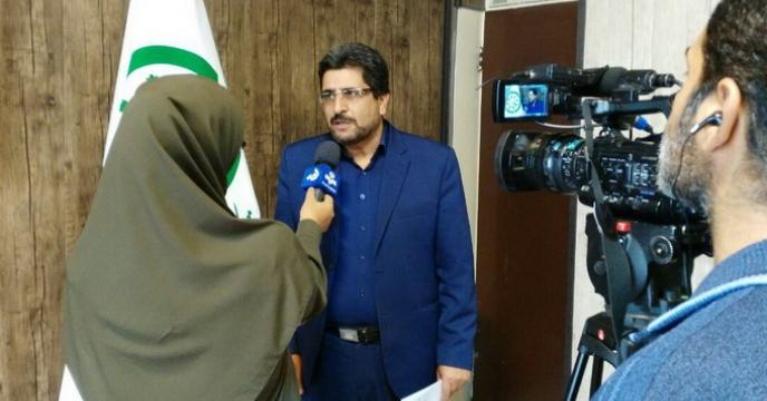مصاحبه مدیریت شرکت خدمات حمایتی کشاورزی استان لرستان با شبکه خبری استان